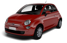 Fiat 500 Library Picture
