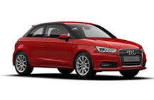 Audi A1 Library Picture