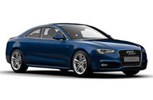 Audi A5 Library Picture