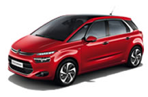 Citroen C4 Picasso Library Picture