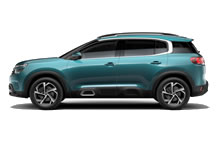 Citroen C5 Aircross Library Picture