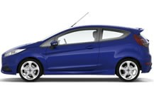 Ford Fiesta Library Picture