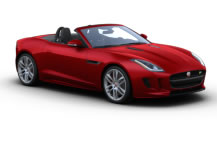 Jaguar F-Type Library Picture