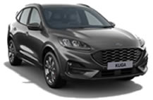 Ford Kuga Library Picture