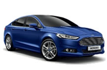 Ford Mondeo Library Picture