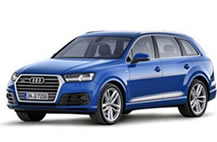 Audi Q7 Library Picture
