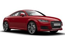 Audi TT Library Picture